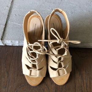 Melrose and Market Shoes - Melrose and Market Wedges, 8.5